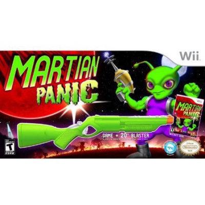 ZOO GAMES Wii Martian Panic Game