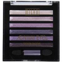 Milani Runway Eyes Fashion Eyeshadow, Couture in Purples