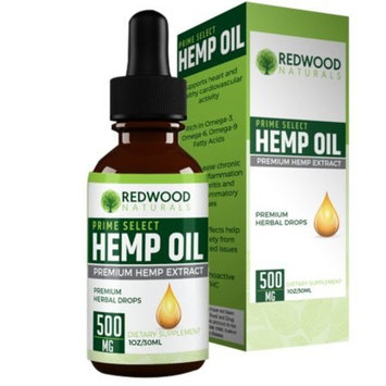 500MG Hemp Oil Extract :: All-Natural Formula:: Delicious Peppermint Taste :: Contains Omega 3 & 6 Fatty Acid:: Promotes Heart Health :: 30 Day Supply...