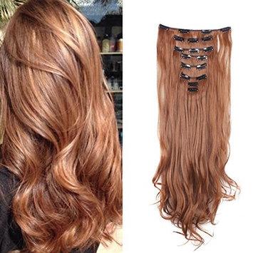 Fashion Soft Florata Hair Extensions 24