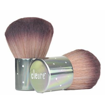 Cleure Kabuki Brush - Professional Quality, Easy Application, Lasts a Lifetime