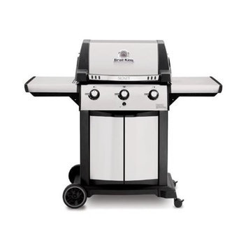 Broil King Signet 320 Stainless Steel Liquid Propane Gas Grill