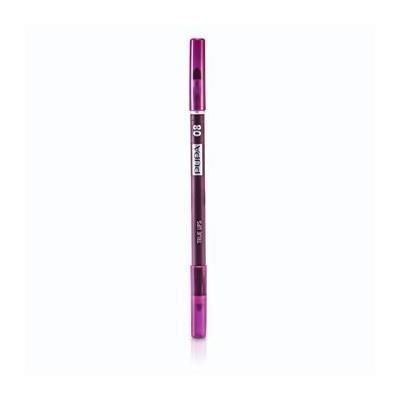 Pupa True Lips Lip Liner Smudger Pencil, No.08, 0.04 Ounce