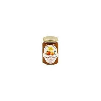 Mediterranean Organic Organic Peach Apricot Preserves -- 13 oz