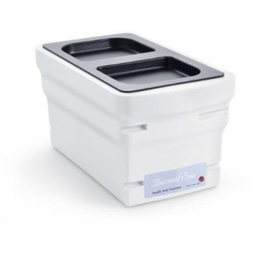 Thermal Spa Automatic Heat Setting Paraffin Bath - White (49152)