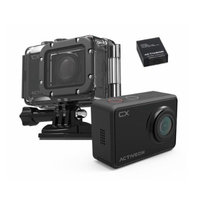 1080p Action Cam With LCD Display