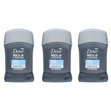 Dove Men Deodorant Stick Cool Fresh 1.69 Oz Travel Size (Pack Of 3)