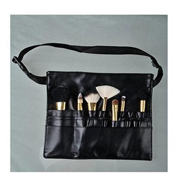 DZT1968 Professional Beauty Makeup Brush Aprons Bags Makeup Artists Unilateral Pockets
