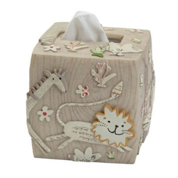 Creative Bath Animal Crackers Tissue Box Cover