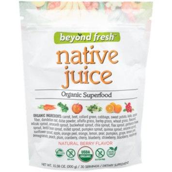 Native Juice (180 Grams Powder) by Beyond Fresh at the Vitamin Shoppe