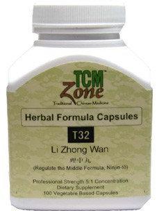 Li Zhong Wan 100 vcaps by TCMzone