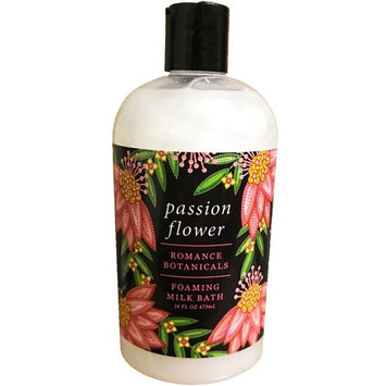 Greenwich Bay Trading Co. Foaming Milk Bath Romance Collection (Passion Flower)