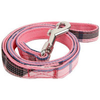 Puppia Junior Lead Color: Pink, Size: Large (0.7