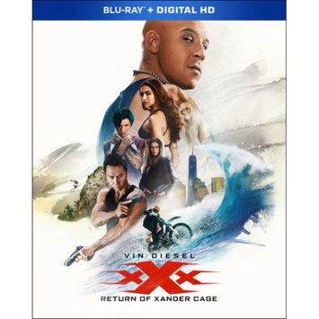 Paramount - Uni Dist Cor XXX-Return Of Xander Cage Blu-ray