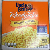 Uncle Ben's Ready Rice Roasted Chicken Flavored (6 pouches) 3.3 lbs.