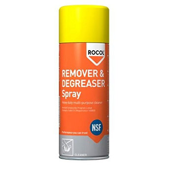34151 ROCOL REMOVER & DEGREASER SPRAY (NSF REGISTERED) FOOD GRADE INDUSTRIAL CLEANER 300ML