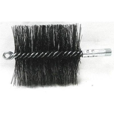TOUGH GUY 3ECZ5 Boiler Brush, Dia 2 x 4,Length 7 1/2