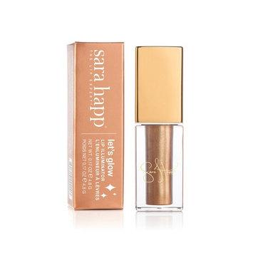Let's Glow Lip Illuminator – Lip Highlighter in Golden
