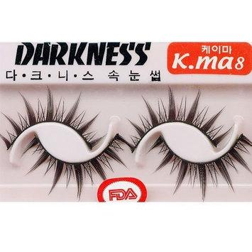 Darkness False Eyelashes K-ma 8