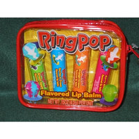 Ring Pop Flavored Lip Balm (4 in Zippered Case)
