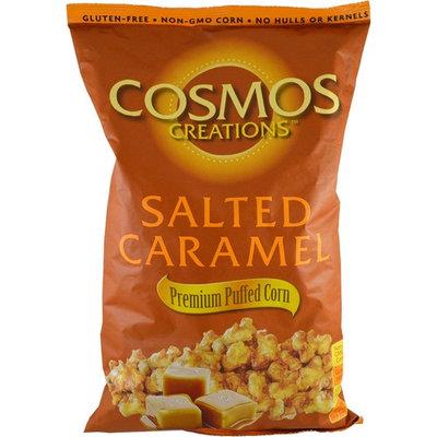 Cosmos Creations, Premium Puffed Corn, Salted Caramel, 14 oz (396.9 g) [Flavor : Salted Caramel]