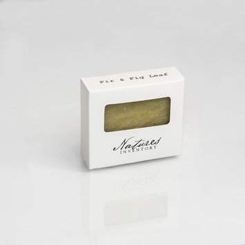 Natures Inventory Nature's Inventory All Natural Nourishing Fir and Fig Leaf Soap Bar