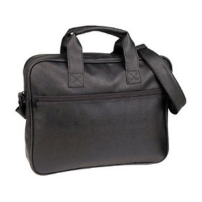 Ddi Leatherette Portfolio - Black (Pack Of 24)