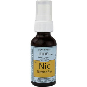 Liddell Laboratories Liddell Nicotine Free (Nic-)