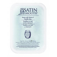 Satin Smooth SSPB10HVG Honey with Vitamin E Paraffin Wax