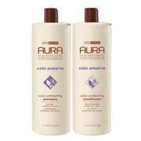 Probeaute Aura Color Preserve Shampoo & Conditioner Set 33.8 oz each