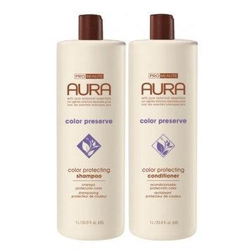 Probeaute Aura Color Preserve Shampoo & Conditioner Set 33.8 oz each