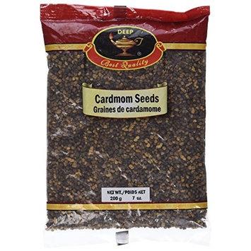 DEEP Cardamom Seeds Decorticated, 7 Ounce
