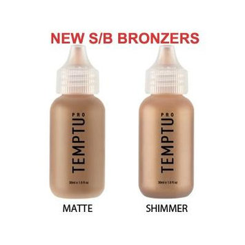 TEMPTU PRO 1 Ounce Bottle of S/B Shimmer Bronzer (#083) Only