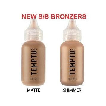 TEMPTU PRO 1 Ounce Bottle of S/B Shimmer Bronzer (#083) Only