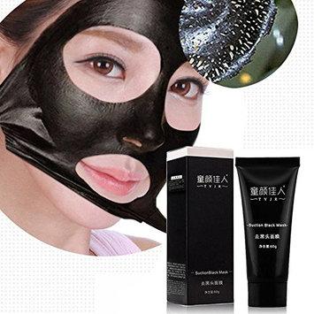Blackhead Facial Mask,CieKen Facail Face Mask Remove Black Mud Deep Cleansing Purifying Peel Off Face Mask