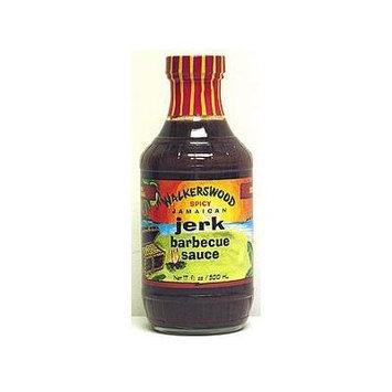 Walkerswood Jerk Barbecue Sauce, 17oz (Pack of 6)