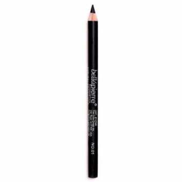 Bella Pierre Brow Liner in Midnight Black, 0.1-Ounce