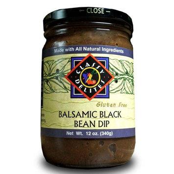 Balsamic Black Bean Dip