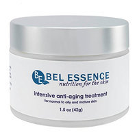 Bel Essence All-Natural Intensive Anti-Aging Cream for Oily Skin with Calendula