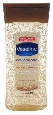 Vaseline Intensive Care Cocoa Radiant Body Gel Oil