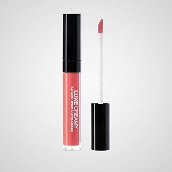 Kiss New York Luxe Creamy Lip Gloss, Mango Lover