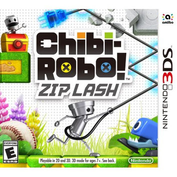 Skip Ltd. Chibi-Robo! Zip Lash - Pre-Owned (Nintendo 3DS)
