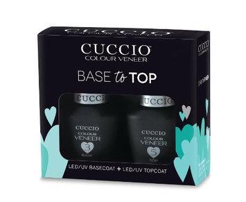 Cuccio Base to Top Kit