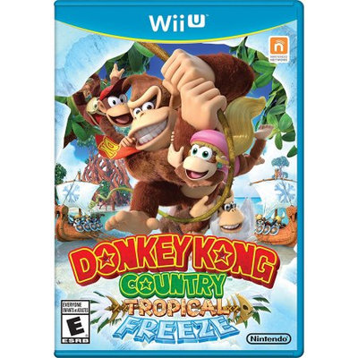 Nintendo Donkey Kong Country Tropical Wii U (Email Delivery)
