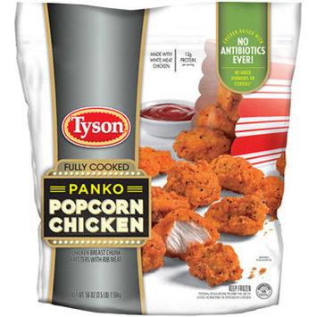 Tyson Frozen All Natural Panko Breaded Popcorn Chicken, 3.5 lbs.