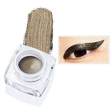 Huamianli Vovomay Women's Long Lasting Waterproof Sweat Eye Shadow, Professional 12 Colors Matte Eyeliner Pearlescent