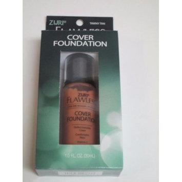 Fiske Zuri Flawless Liquid Cover Foundation Tawny Tan