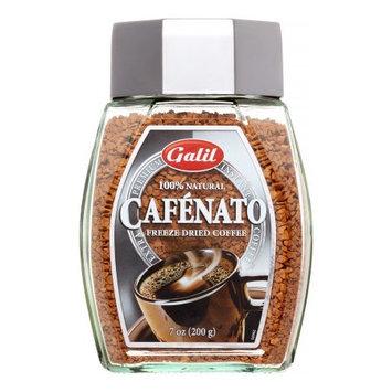 Galil Cafenato Freeze Dried Coffee 7 oz