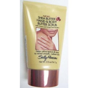 Sally Hansen Shea Butter Hand & Body Butter 2 Oz.
