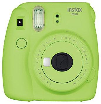 Mini 9 Camera Lime Green